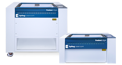 epilog fusion edge laser cutter machines
