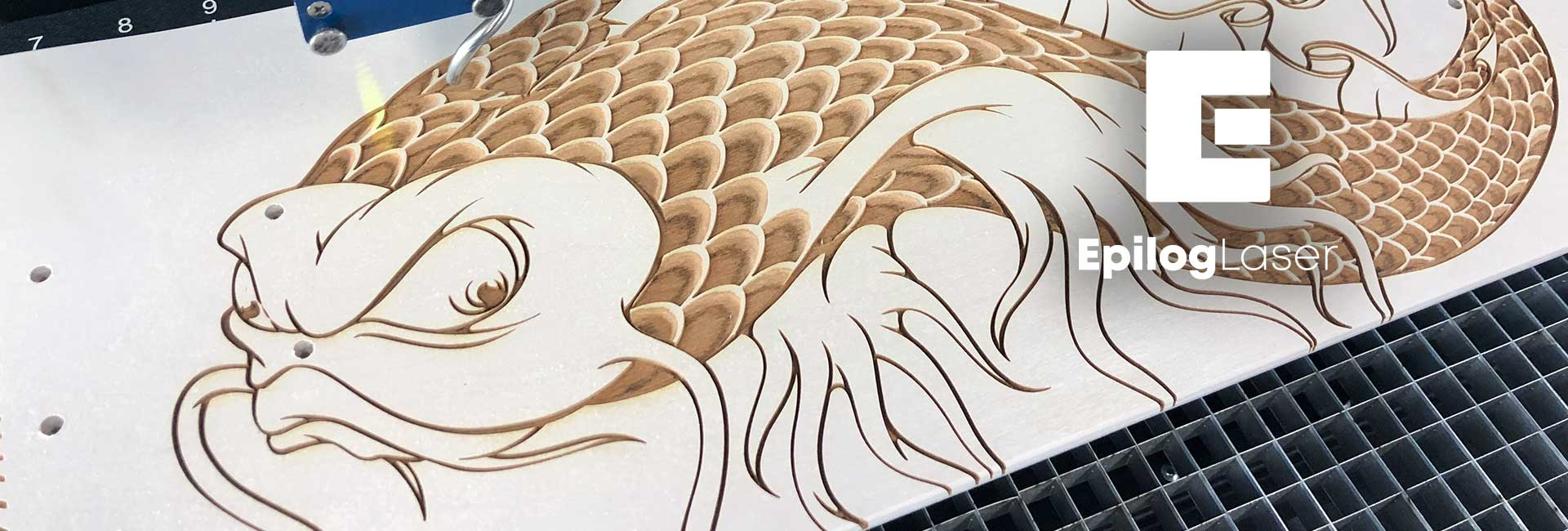 laser engraved 3D relief skateboard nose to tail 4 inch lens